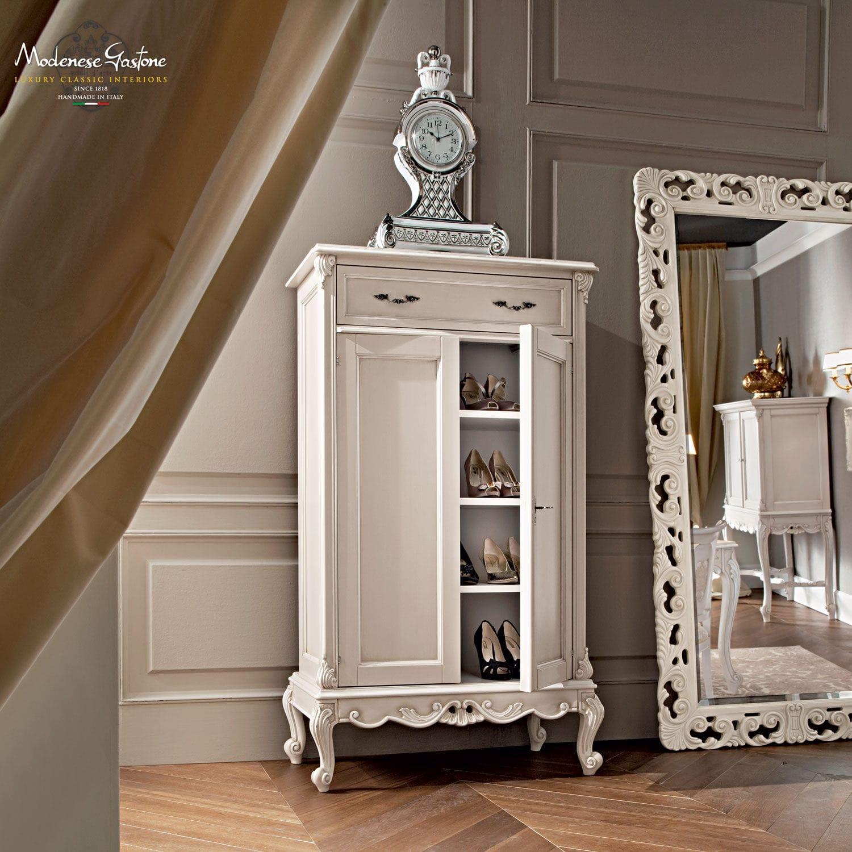 Scarpiera in stile / in legno - CASANOVA - Modenese Gastone Luxury ...