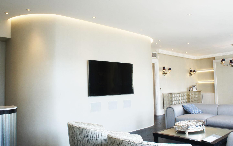 Illuminazione led ingresso: illuminazione a led per interni prezzi