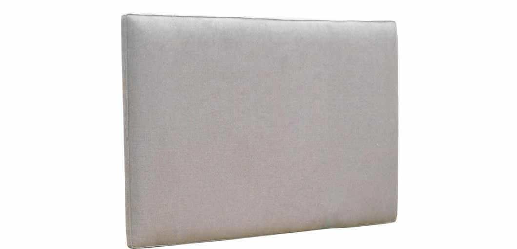 Testiera per letto singolo / classica / in tessuto / imbottita ...