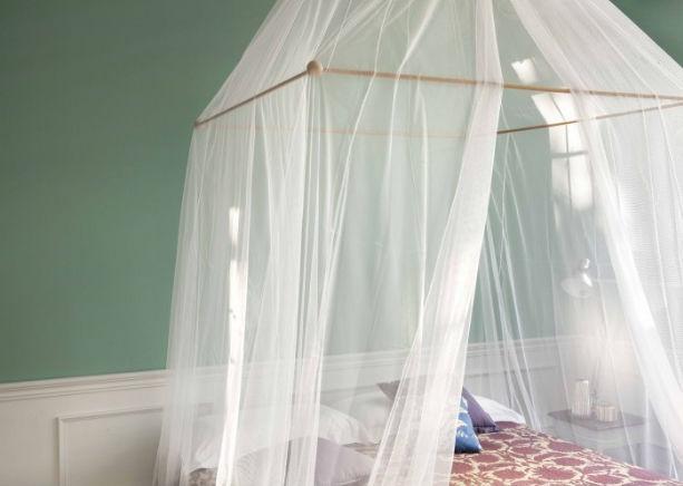 Zanzariera Letto Matrimoniale : Zanzariera per letto matrimoniale tina mosquito net for king