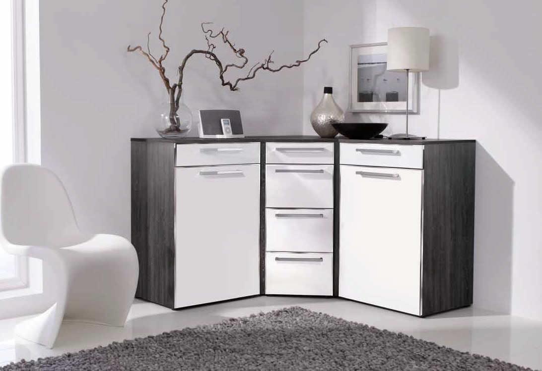 Molto Credenza ad angolo / moderna / in legno - ALEGRO FRAME - Nolte RF64