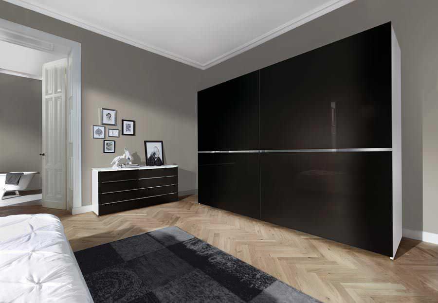 Porte in vetro decorate e soluzioni di design henry glass
