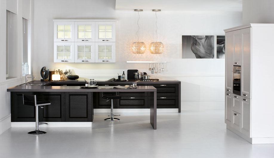 cucina moderna / in legno / laccata - gioia - arrex - Arrex Cucine Moderne