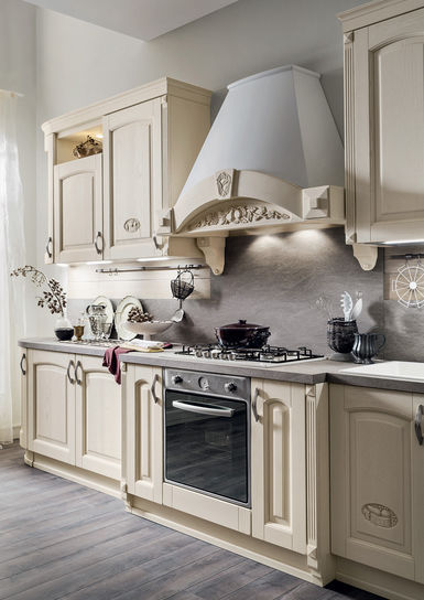 cucina classica / in legno - barchessa - ar-tre - Cucine Ar Tre Opinioni