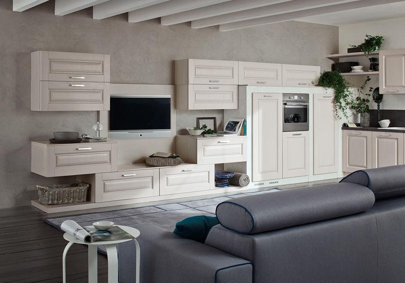 Cucina classica / in legno - OLIMPIA: CREMONA - Ar-Tre