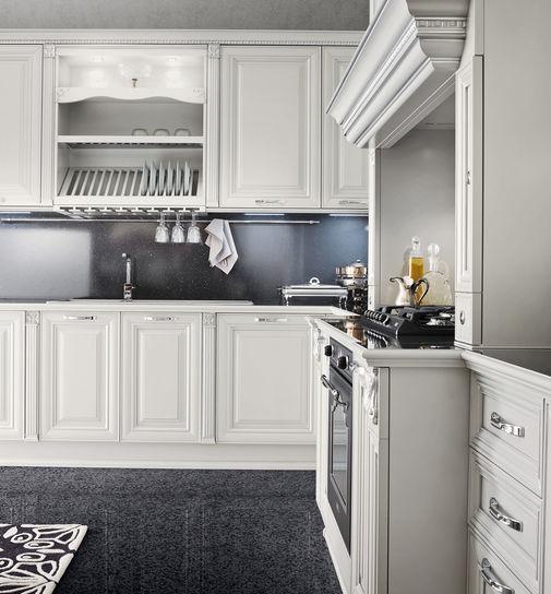 Cucina classica / in legno - GINEVRA: UDINE - Ar-Tre