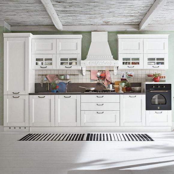 Cucina classica / in noce - ALBA - Ar-Tre