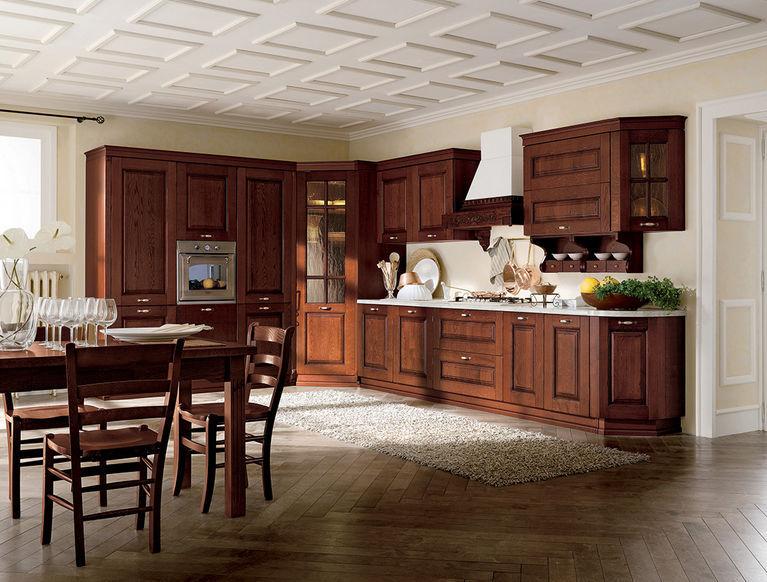 Cucina classica / in legno - PAESANA - Ar-Tre