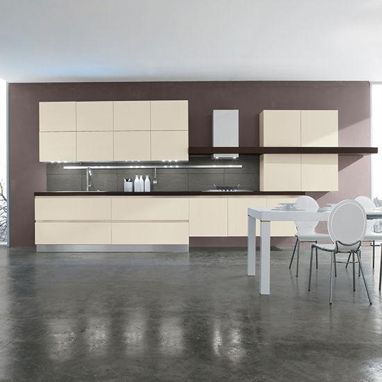 Cucina moderna / in wengé / in quercia / laccata - IRIDE - Ar-Tre