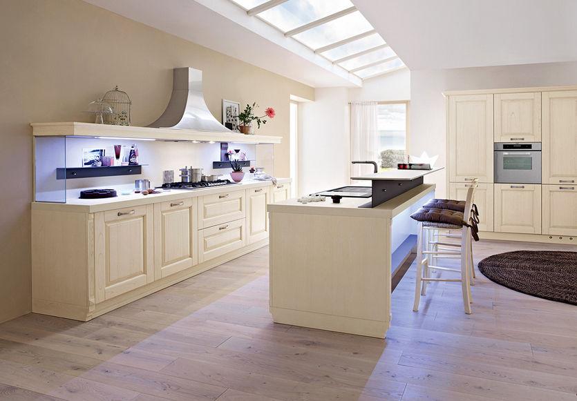 Cucina classica / in legno / con isola - GRETA: MIAMI - Ar-Tre