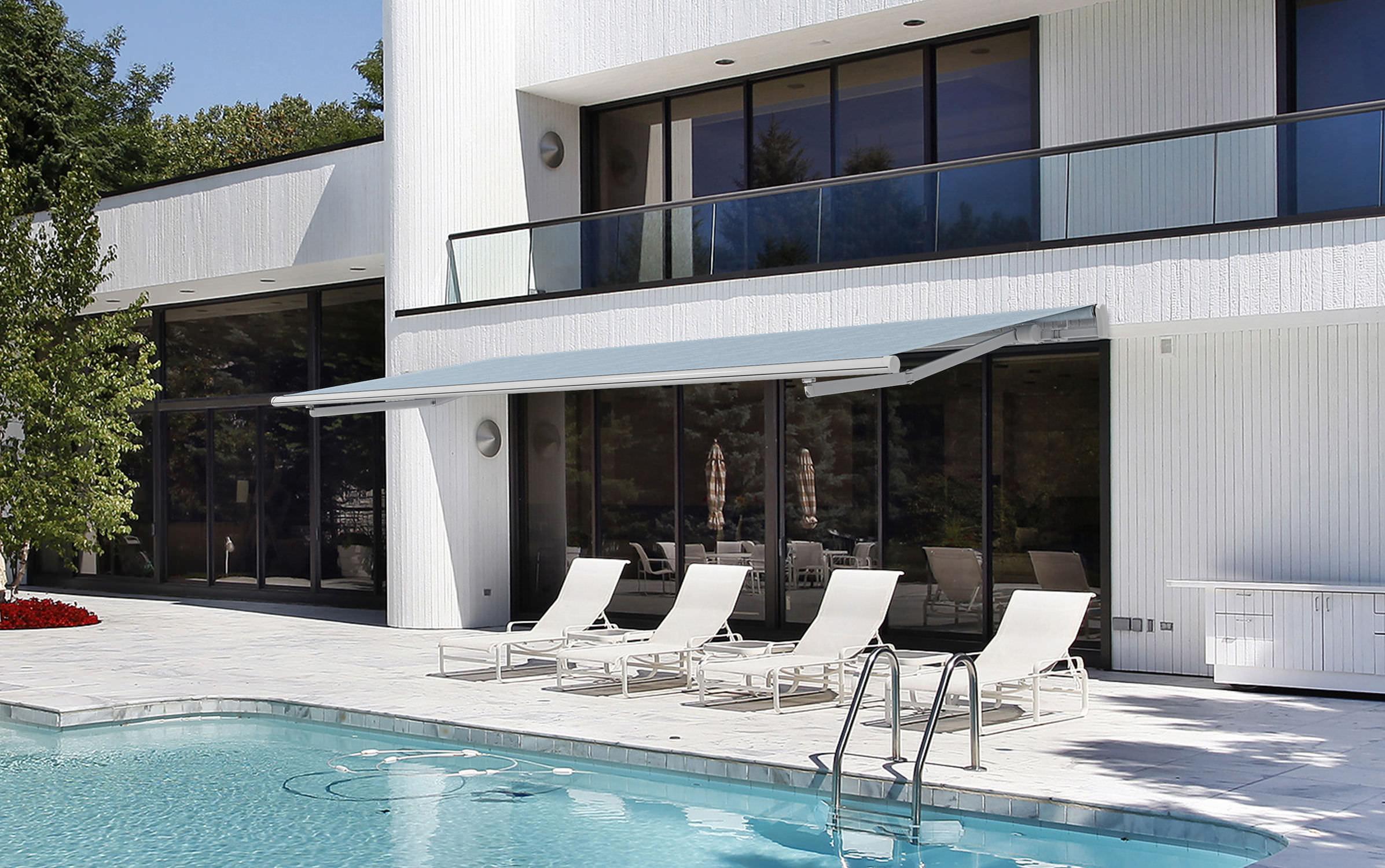 Tende Da Sole Patio : Tenda da sole a proiezione manuale futura ke outdoor design
