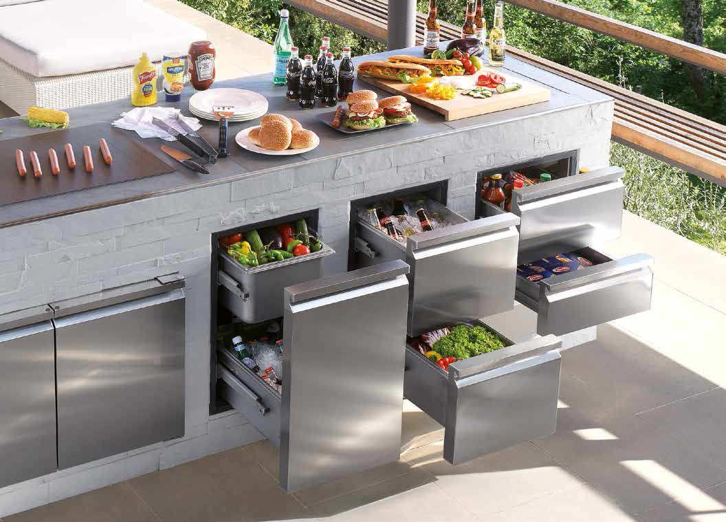 Emejing Cucina Da Giardino Pictures - Modern Design Ideas ...