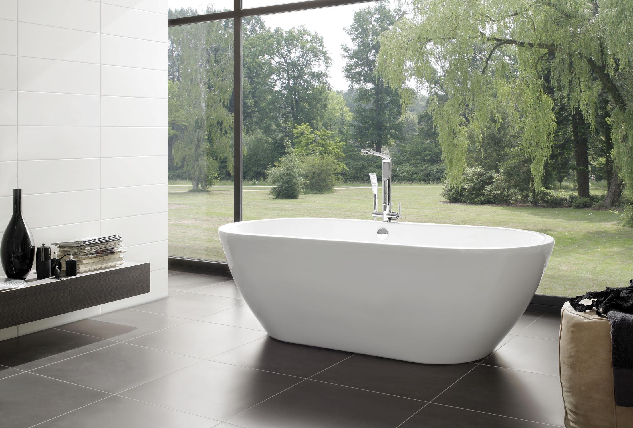 Vasca Da Bagno Forme : Vasca da bagno da appoggio ovale in acrilico form knief & co