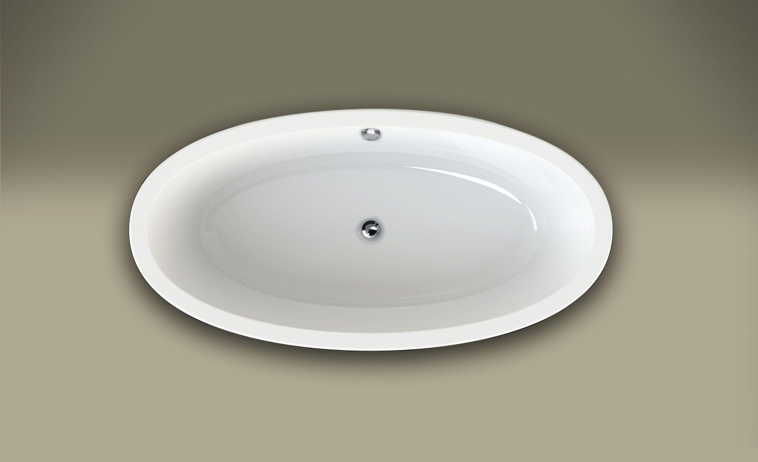 Vasca Da Bagno Traduzione : Vasca da bagno da appoggio ovale in acrilico loom knief