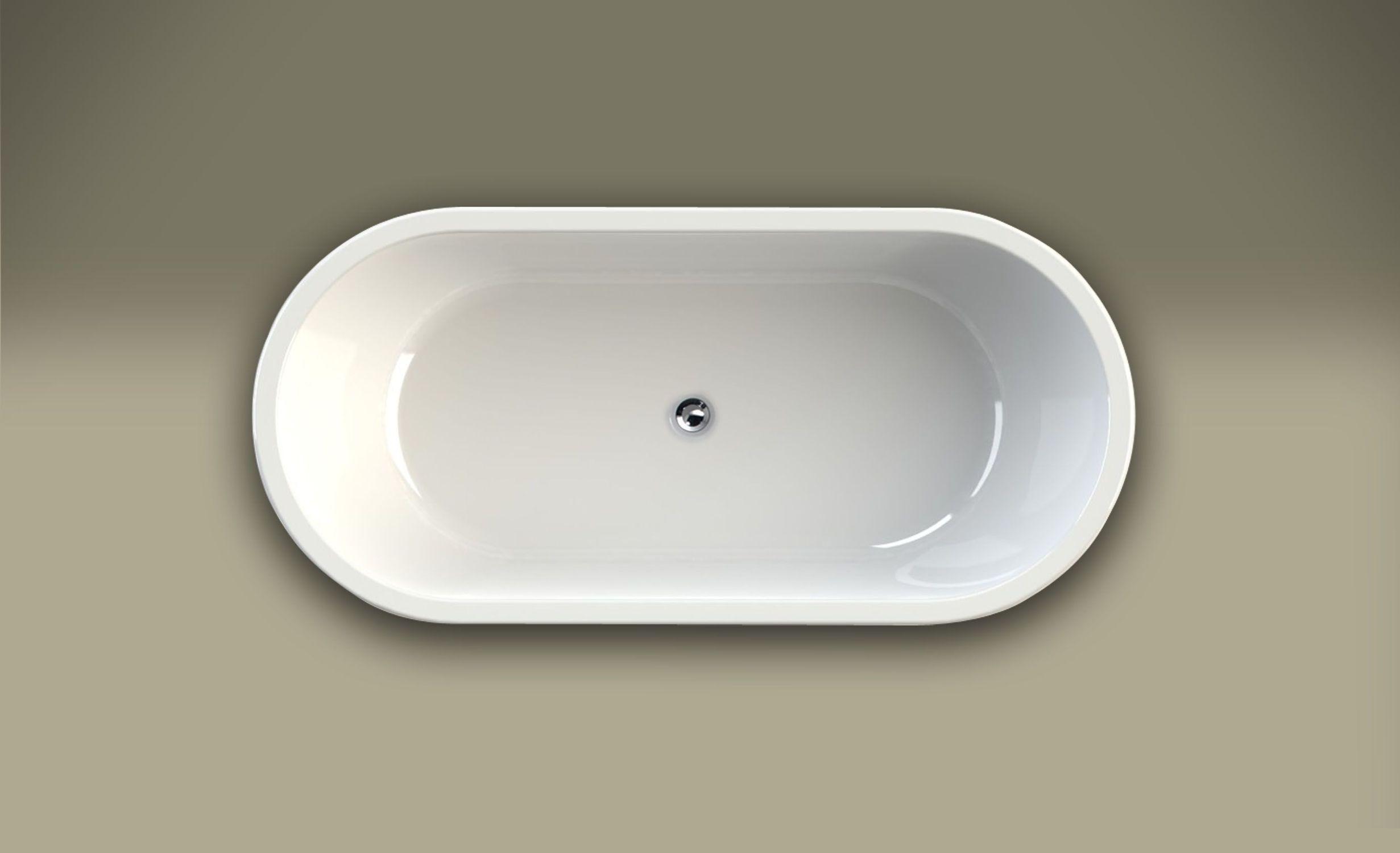 Vasca Da Bagno Forme : Vasca da bagno da appoggio ovale in acrilico form knief
