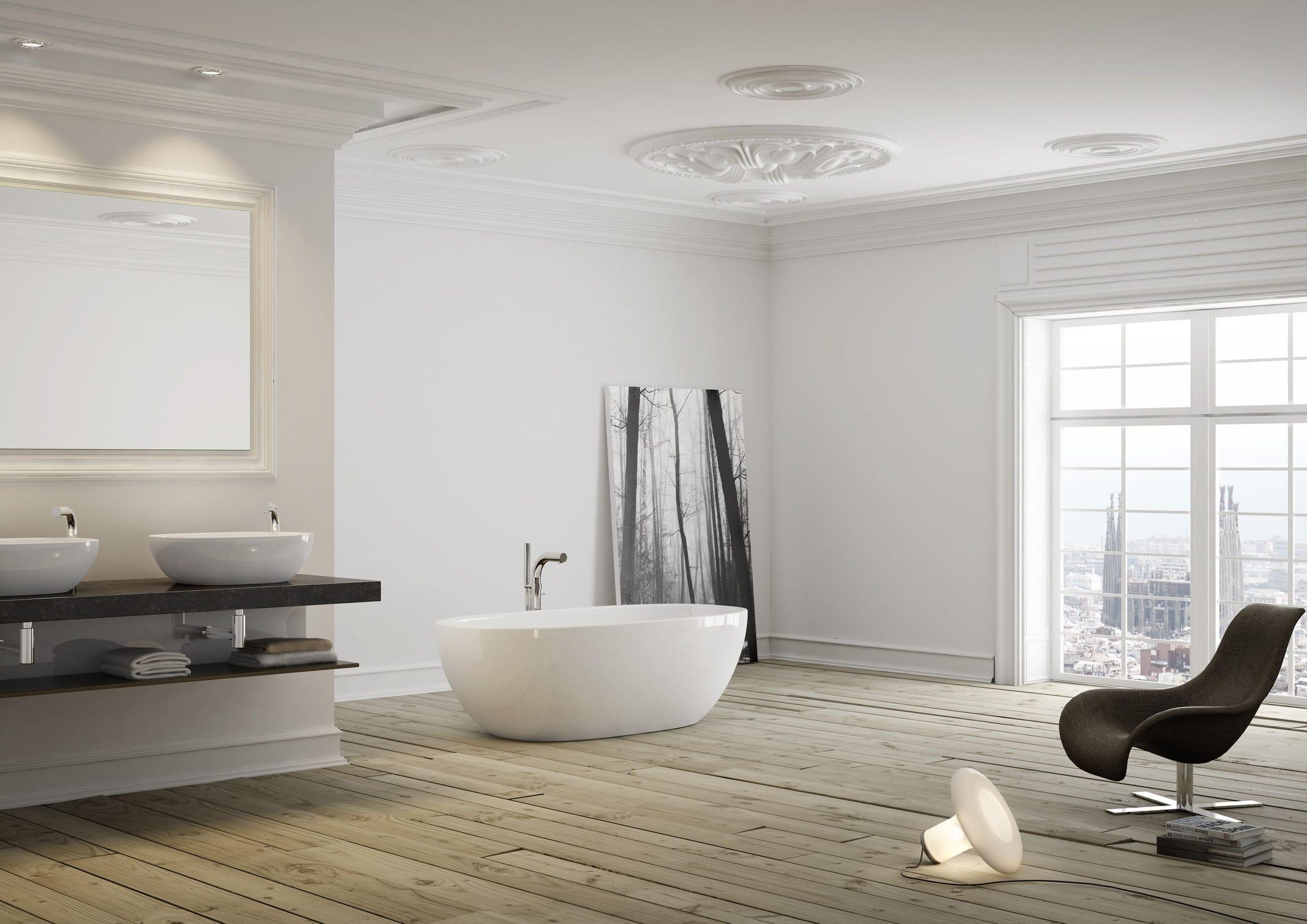 Vasca Da Bagno Resina Prezzi : Vasca da bagno ad isola ovale in resina in pietra calcarea