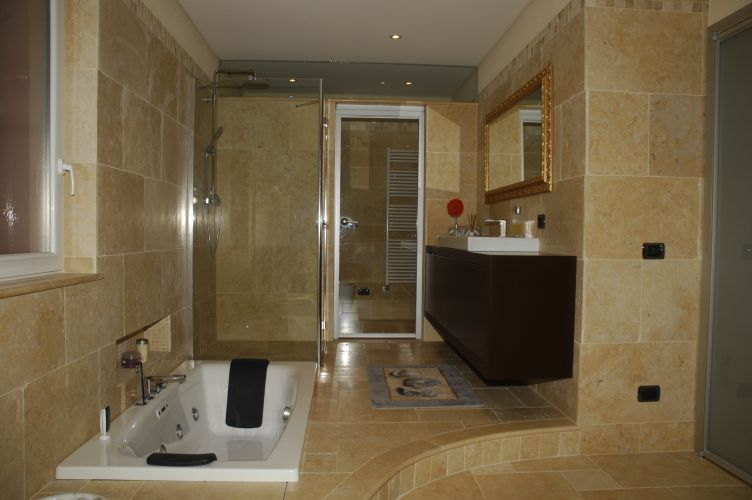 Piastrelle bagno pietra naturale affordable in quarzite i will