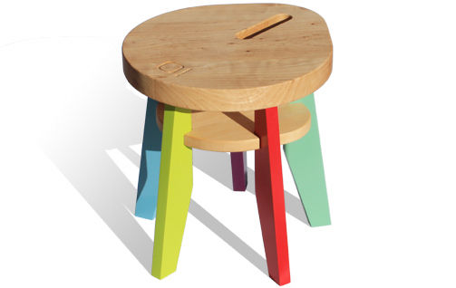 Adecomaison legno per i bimbi