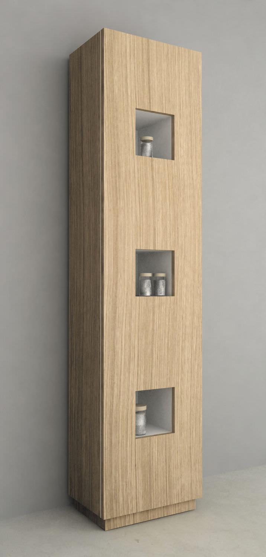 armadio modulare per bagno pensile da bagno modcube bathroom cabinet mod
