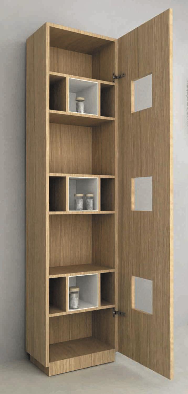 Mobili A Colonna Da Bagno.Mobile Colonna Da Bagno Moderno Mod Cube Colonna Per Bagno