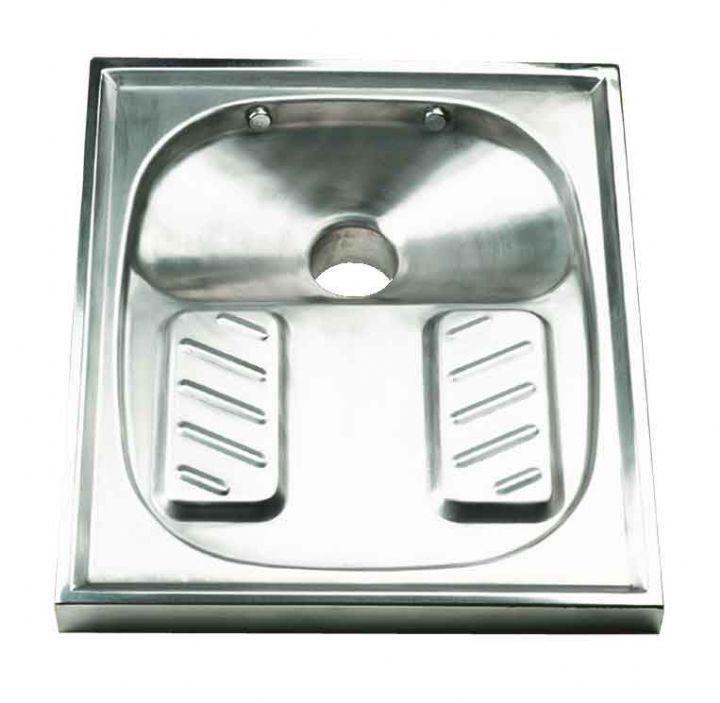 Alla turca / in acciaio inox / per bagno pubblico - 13020 - NOFER