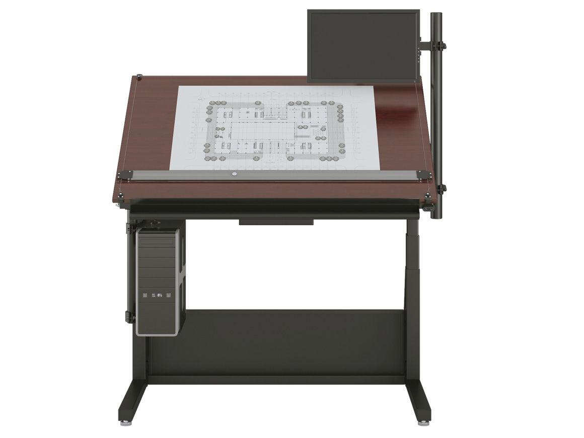 Tavolo Da Disegno Prezzi : Tavolo da disegno moderno in legno in laminato rettangolare