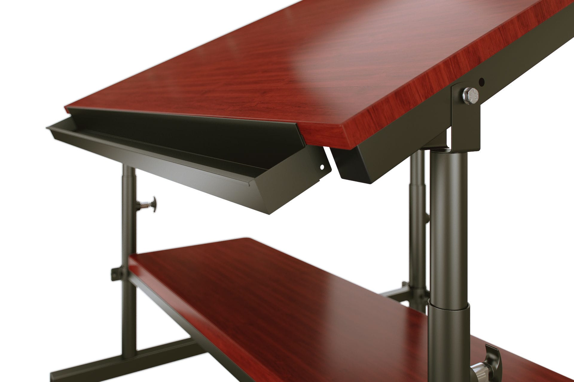 Scrivania Da Disegno : Tavolo da disegno moderno in laminato rettangolare contract