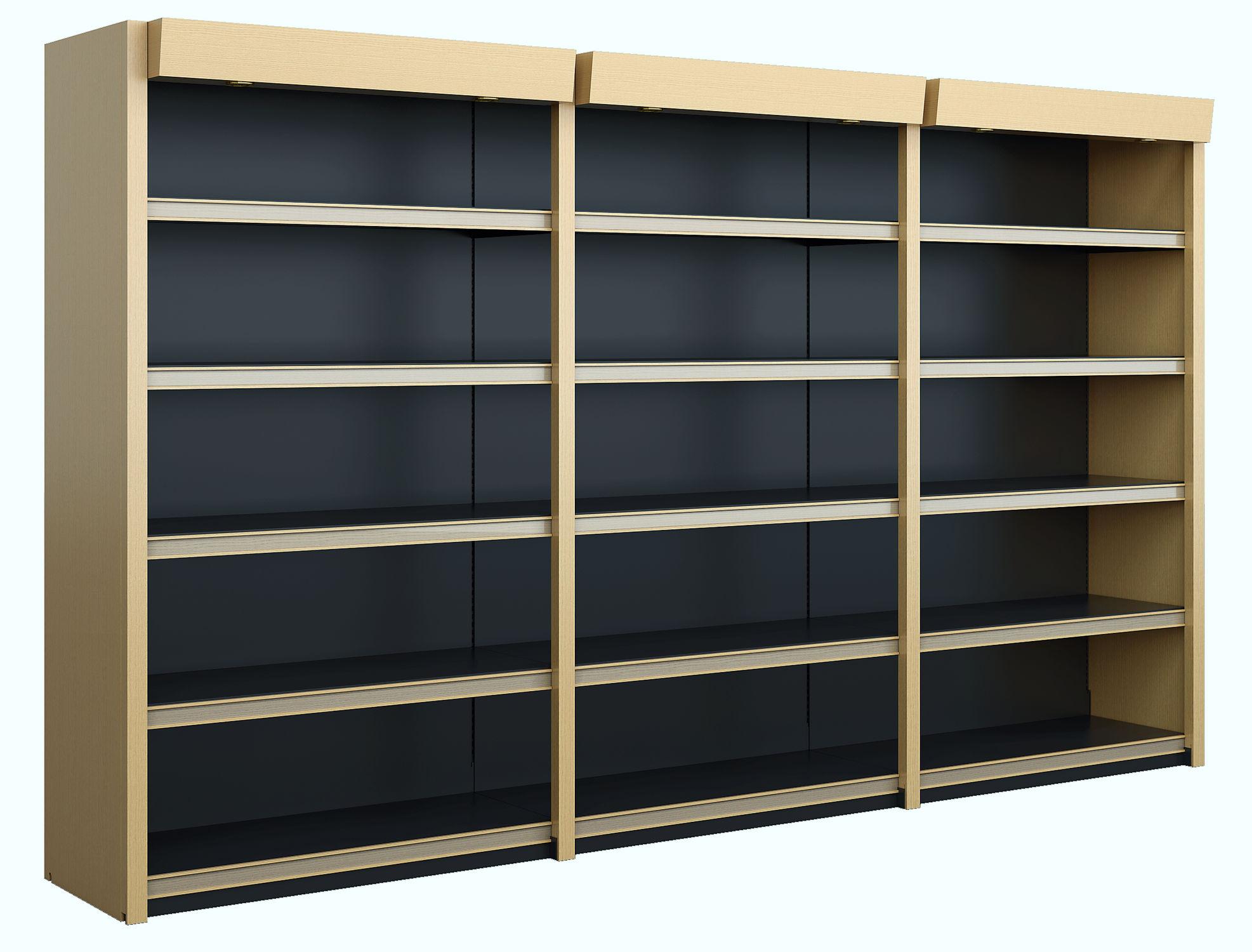 Preferenza Scaffalatura standard / per negozio / in legno - WINE UNIT ECO  KZ75