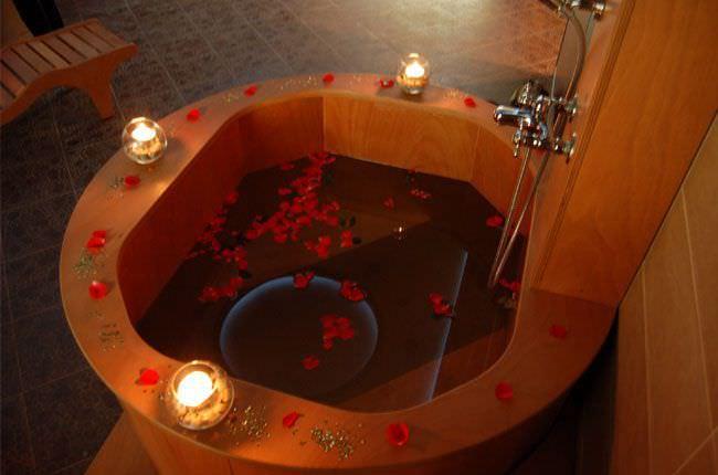 Vasca Da Bagno Tinozza : Vasche da bagno in legno