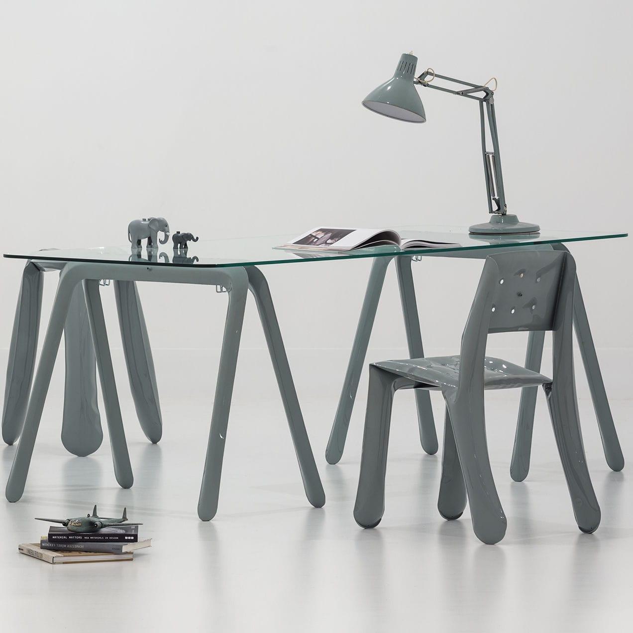 Cavalletto per tavoli in metallo - KOZA II - ZIETA - Video