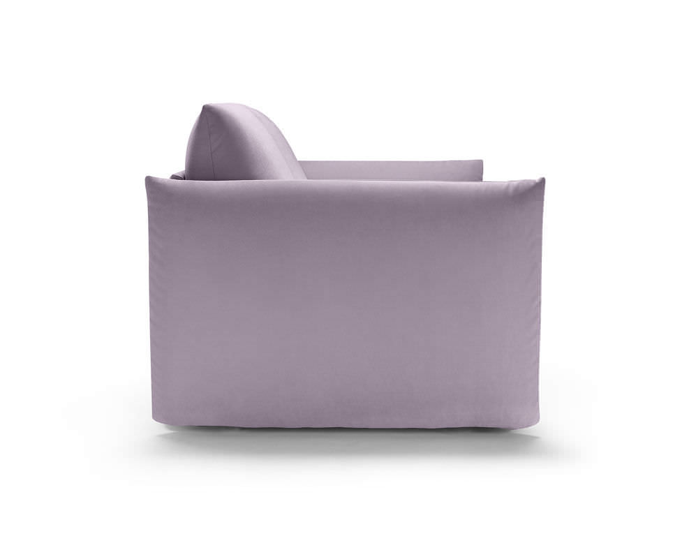 Divano Letto Viola : Sleep design manhattan divano letto pieghevole in ecopelle