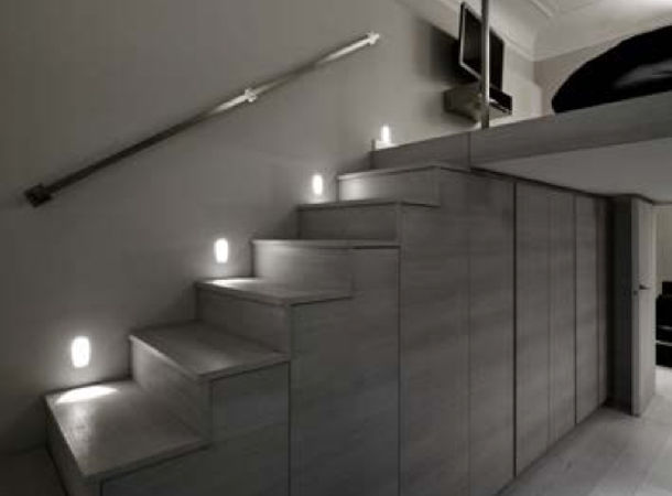 Faretto da incasso a soffitto / da incasso a muro / da interno / LED ...