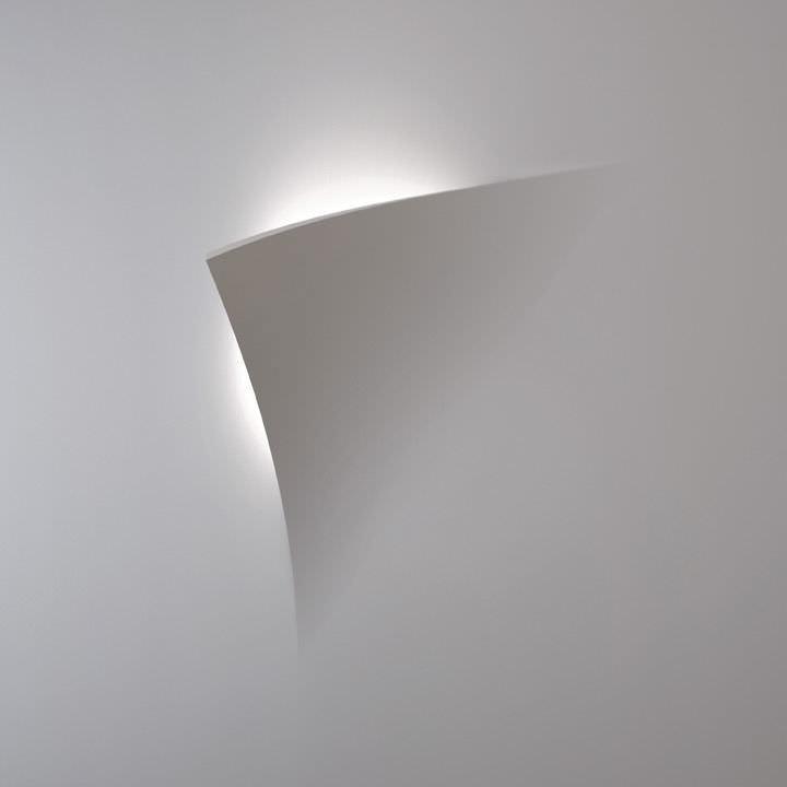 Luce da incasso a soffitto / da incasso a muro / LED / quadrata ...