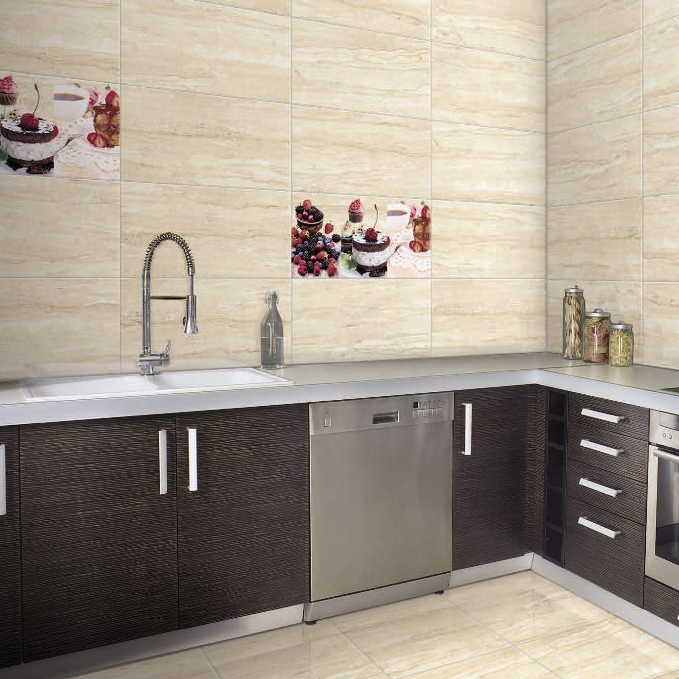 Piastrella da cucina / da parete / da pavimento / in ceramica ...