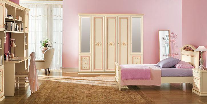 Cameretta in legno / per bimba - PITTI + PITTI CHARM - Homes