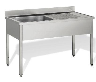 Mobile lavello su piedi / per cucina professionale - 60 LINE : ON ...