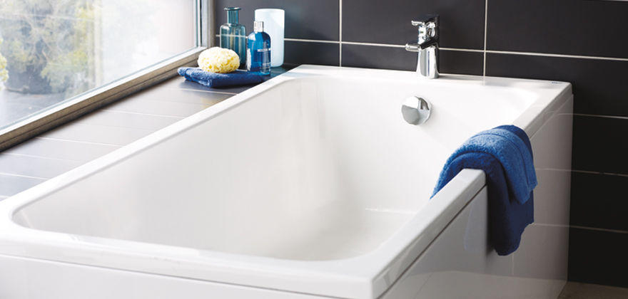 Vasca da bagno in ceramica - SOFTMOOD: T9927 - Ideal-Standard (UK ...