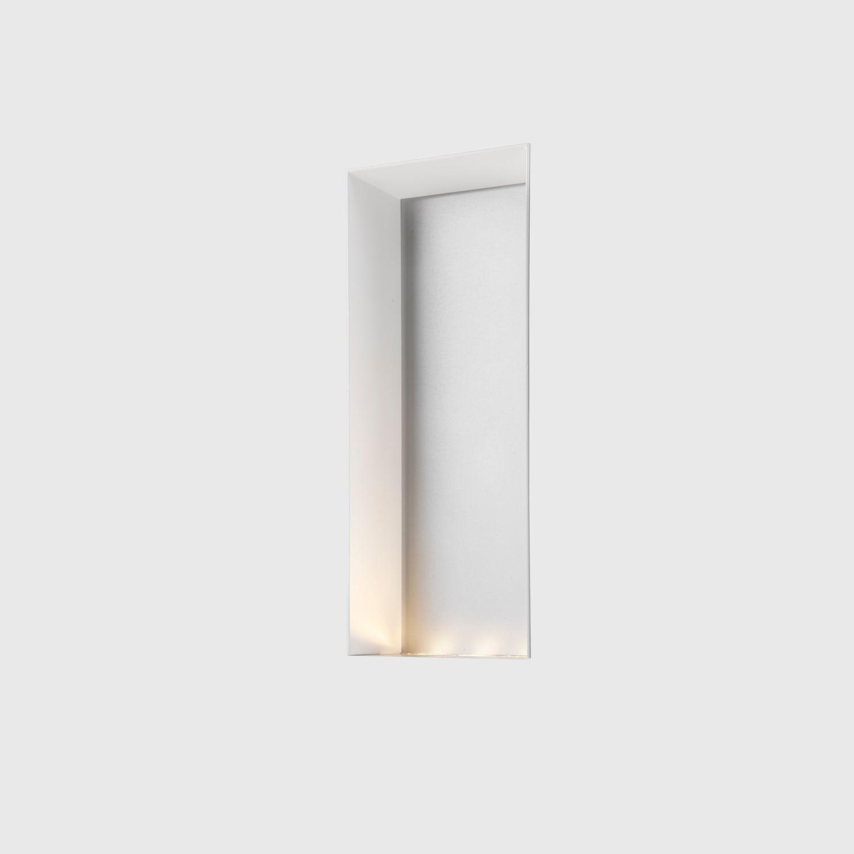 Luce Da Incasso A Muro Led A Lampada Fluorescente Alogena