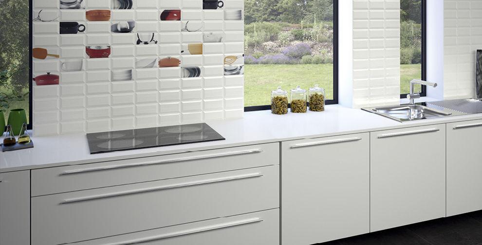 Piastrella da bagno da cucina da pavimento in ceramica