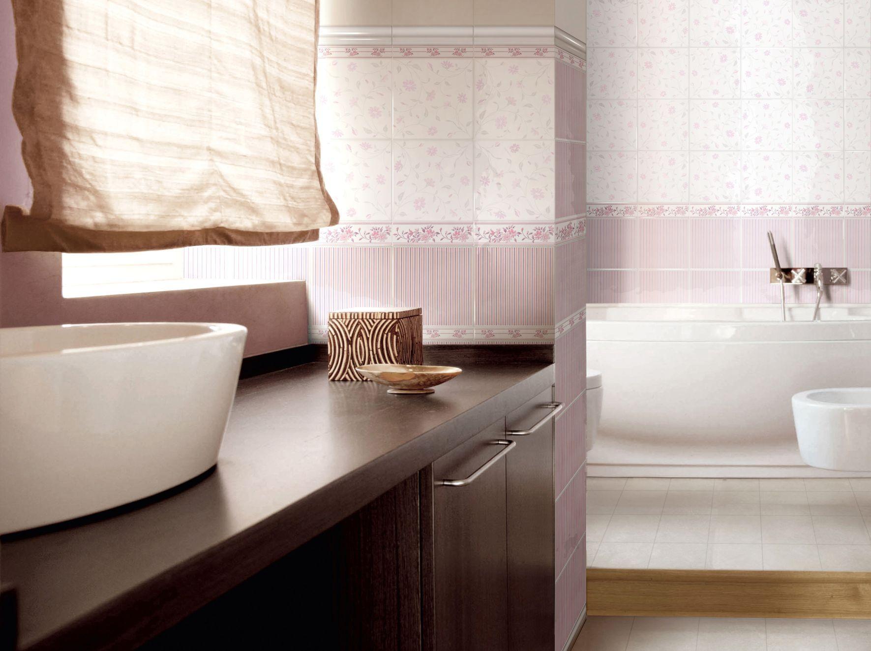 Bagno Romantico Foto : Piastrella da bagno da parete per pavimento in gres