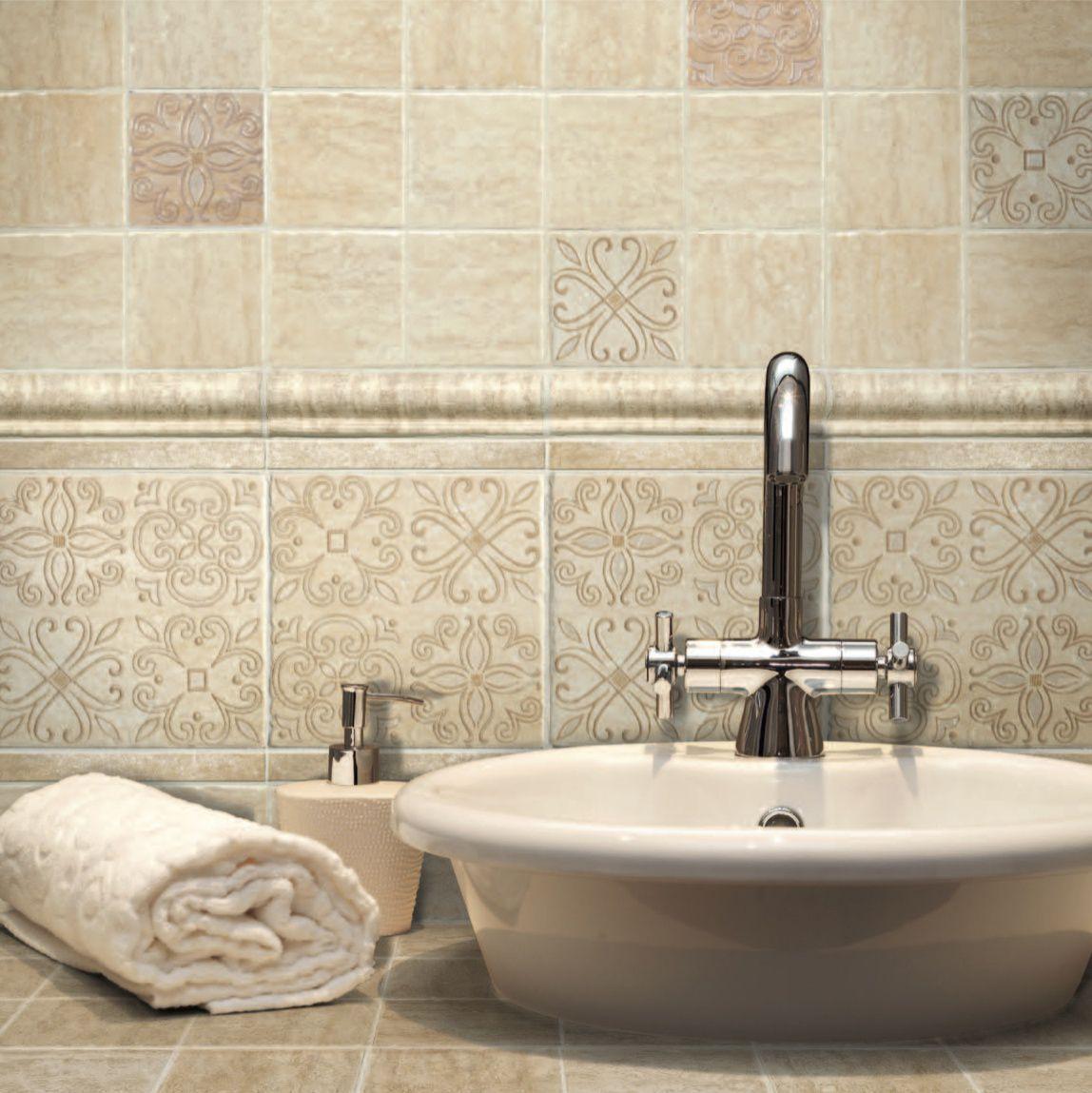 Piastrella da bagno / da cucina / da parete / in ceramica - CASTELLI ...