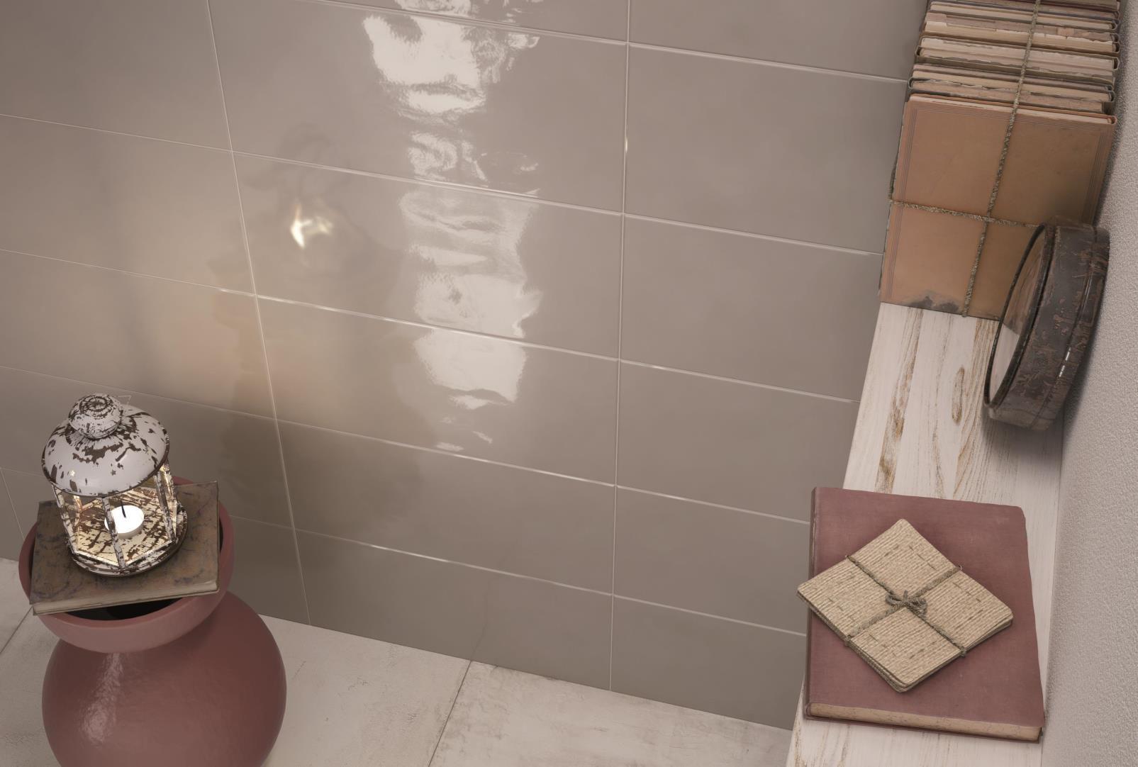 Piastrella da interno / da bagno / da parete / in gres porcellanato ...