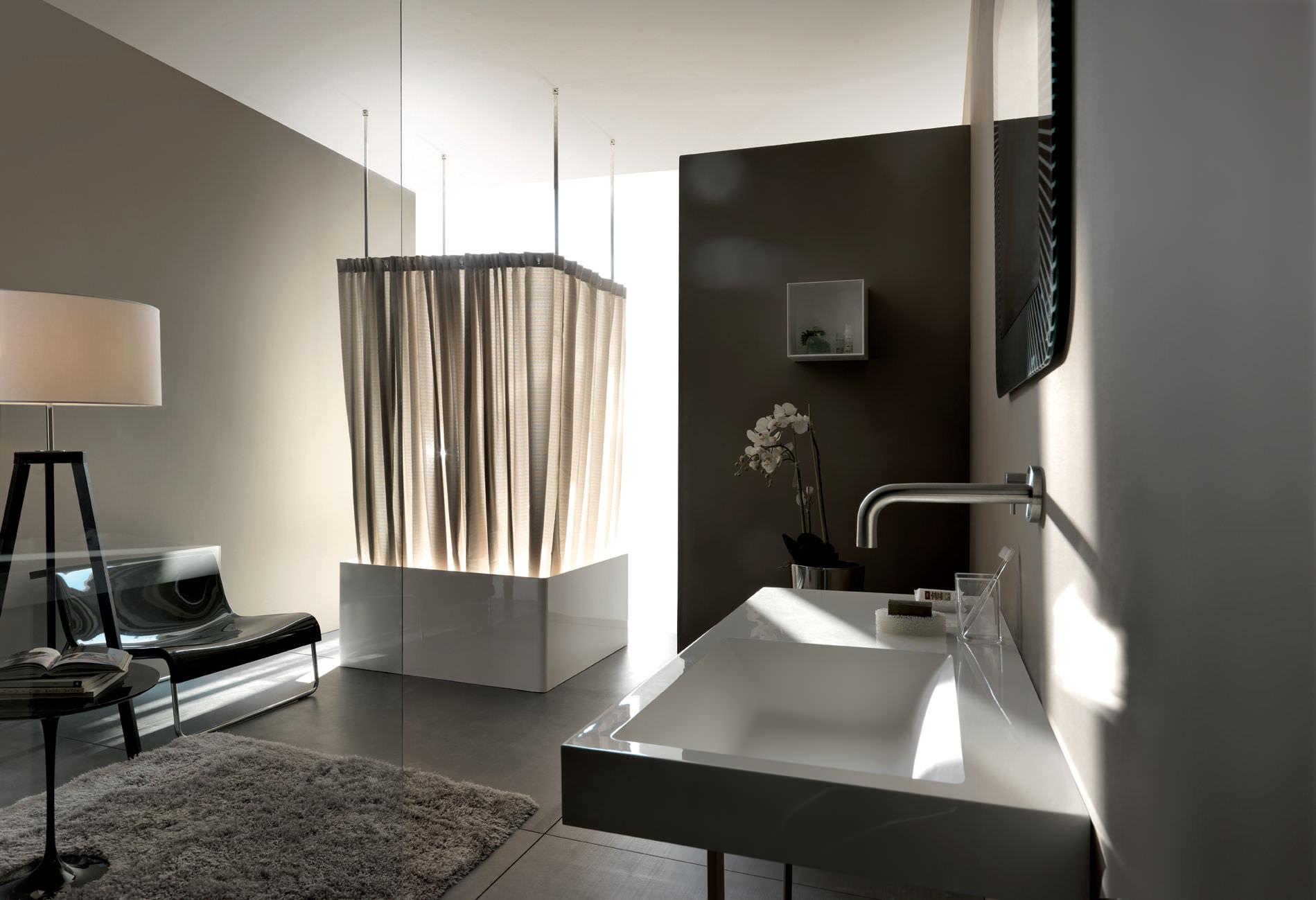 Vasca Da Bagno Quadrata : Affascinante vasca da bagno quadrata prezzi bagno idee