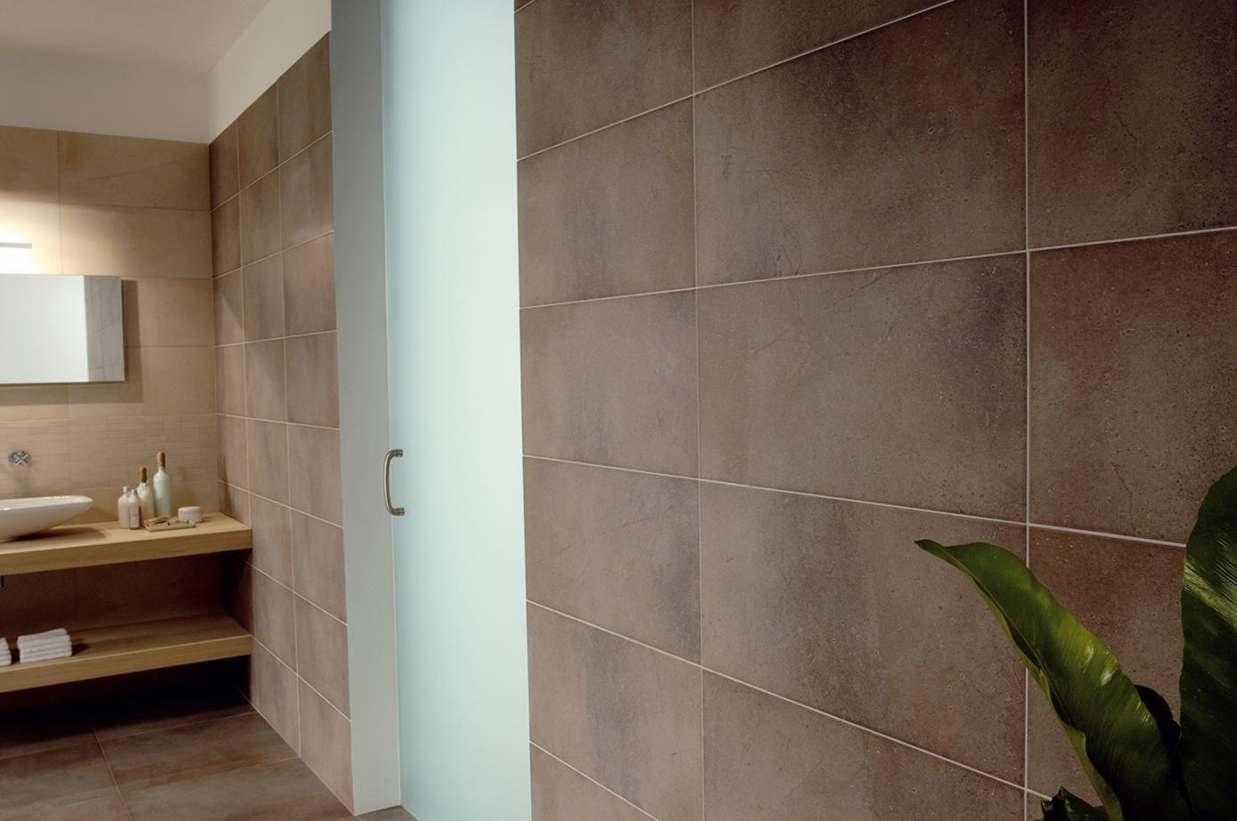 Piastrella da interno da parete per pavimento in gres