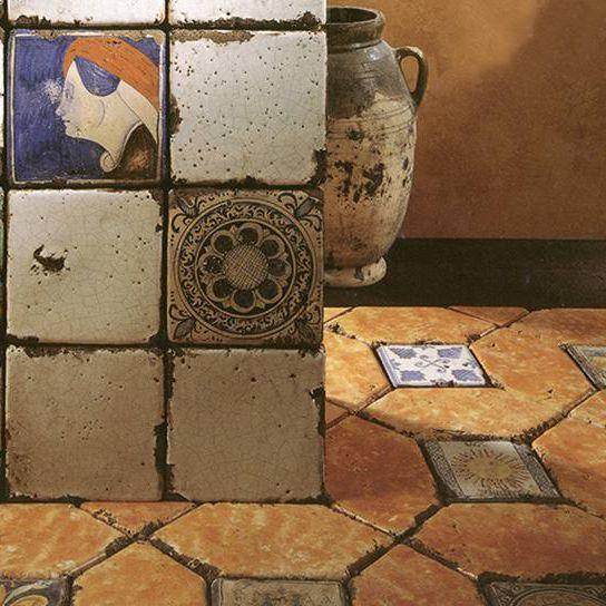 Piastrella da interno da pavimento da parete in ceramica