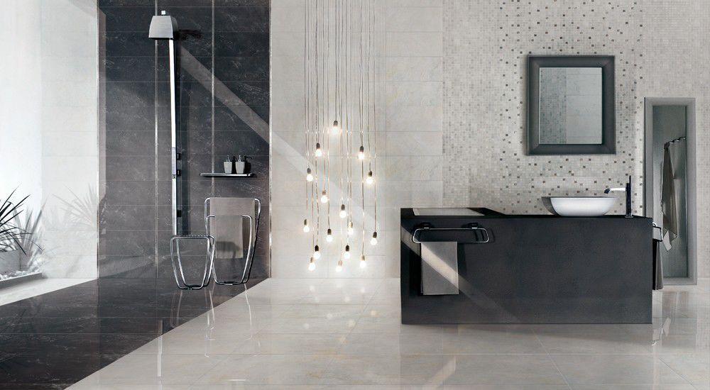 Piastrella da bagno / da sala / a muro / da pavimento   onix ...