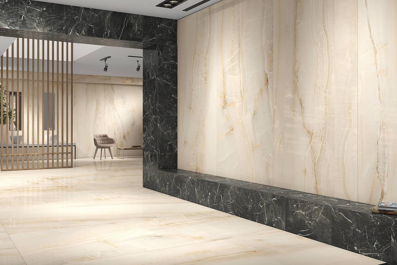 Piastrella da interno da esterno da parete da pavimento opal