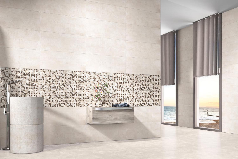 Piastrella da interno da parete da pavimento in ceramica