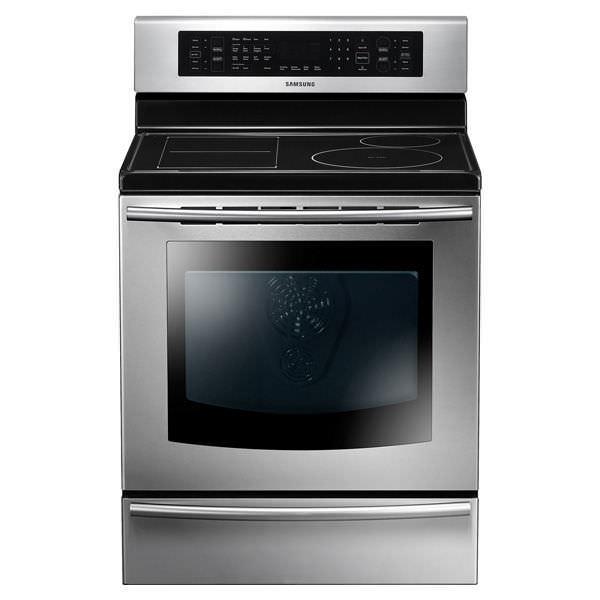 blocco cucina elettrico / a induzione - ne597n0pbsr/aa - samsung ... - Induzione Cucina