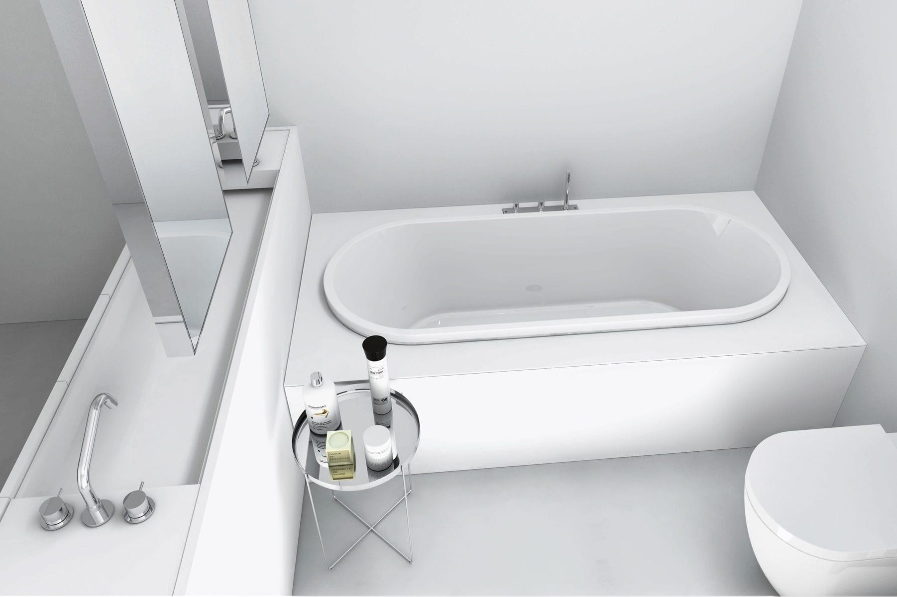 Vasca Da Bagno Incasso 190x90 : Vasche da bagno moderne innovazione e qualità porcelanosa